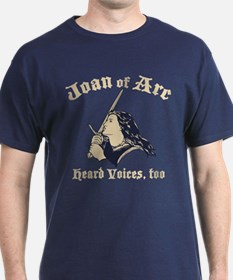 Joan of Arc - Voices T-Shirt