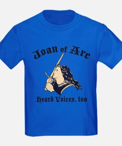 Joan of Arc - Voices T