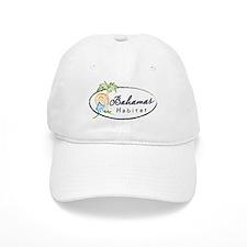 Bahamas Habitat Baseball Cap