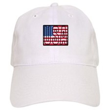 USA Flag Cap