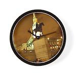 """10"""" Wall Clock - December @ Trafalgar Square"""