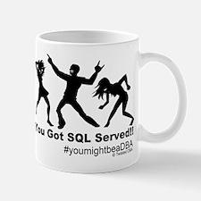 Unique Sql server Mug