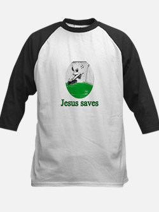 Jesus saves a goal Tee