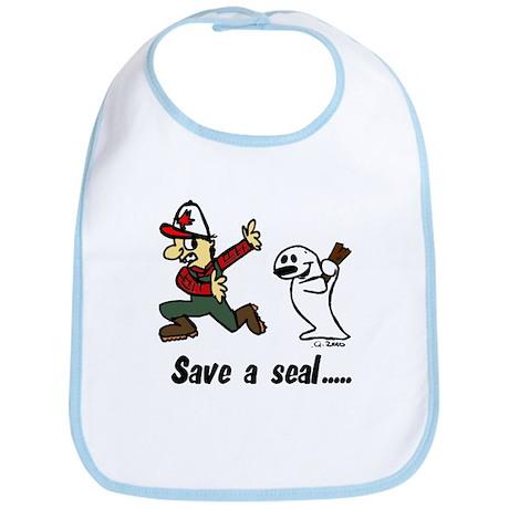 Save a seal, club a Canadian Bib