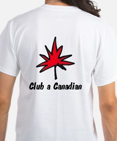 Save a seal, club a Canadian Shirt