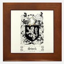 Stock [English] Framed Tile