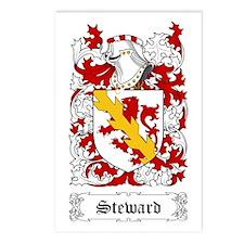 Steward Postcards (Package of 8)