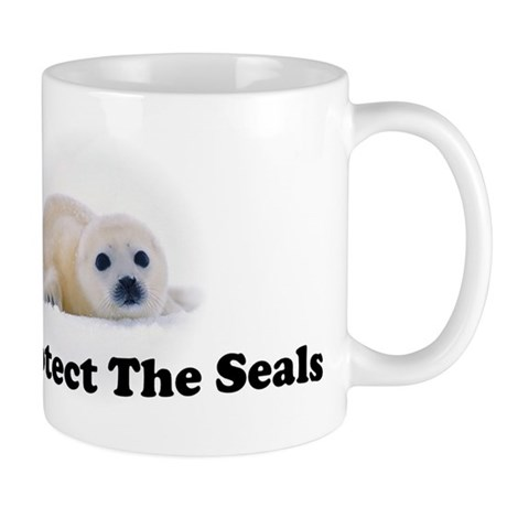 protect the seals Mugs