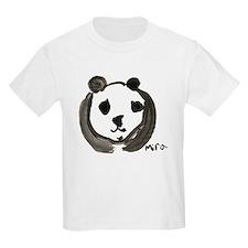 Kids Panda Light T-Shirt