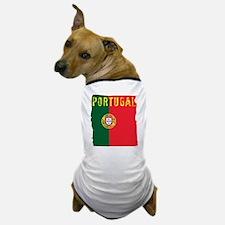 Unique Portuguese flag Dog T-Shirt