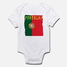 portugal flag Body Suit