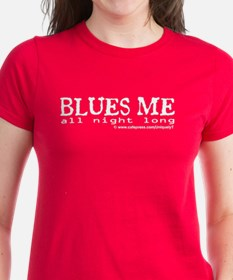 Blues me all night long Tee