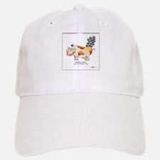 TIPPING POINT by April McCallum Baseball Baseball Cap