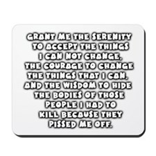 serenity 2 accept Mousepad