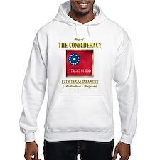17th Texas Infantry Hoodie