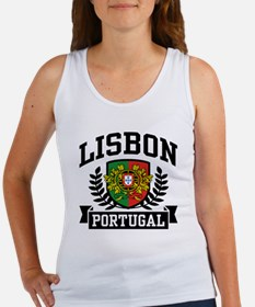 Lisbon Portugal Women's Tank Top