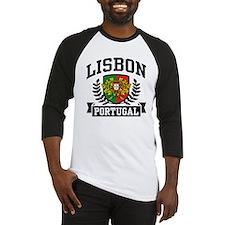 Lisbon Portugal Baseball Jersey
