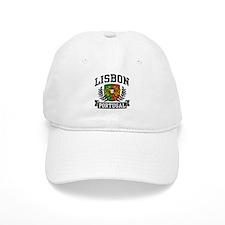 Lisbon Portugal Baseball Cap