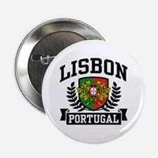 "Lisbon Portugal 2.25"" Button"
