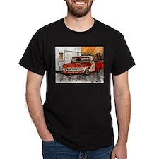 old pickup truck vintage anti T-Shirt
