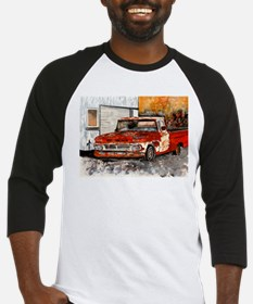 old pickup truck vintage anti Baseball Jersey