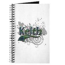 Keith Tartan Grunge Journal