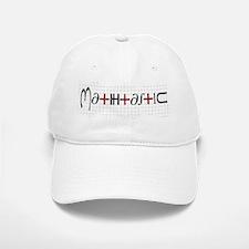 Mathtastic Baseball Baseball Cap