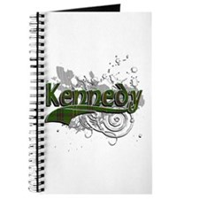 Kennedy Tartan Grunge Journal