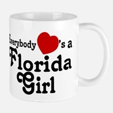 Everybody Hearts a FL Girl Mug