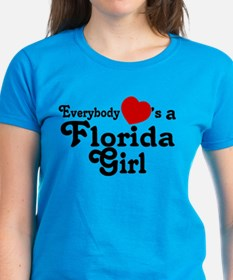 Everybody Hearts a FL Girl Tee