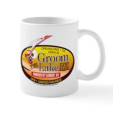 AREA 51 Groom Lake Yacht Club Sailboarding Mug
