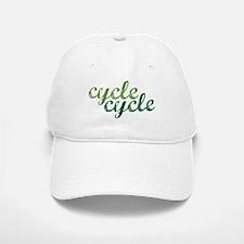 Recycle Baseball Baseball Cap