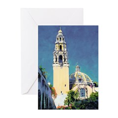Balboa Park Birthday Cards (Pk of 10)