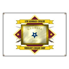 5th Georgia Cavalry Banner