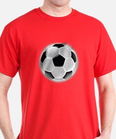 CRAZYFISH soccer ball T-Shirt