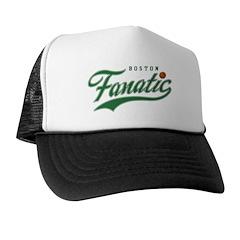Fanatical Gear (black) Trucker Hat