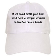 """Bottle Your Luck"" Baseball Cap"