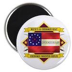 1st Cherokee Regiment Magnet