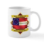1st Cherokee Regiment Mug