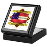 1st Cherokee Regiment Keepsake Box