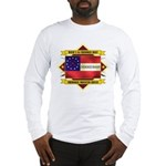 1st Cherokee Regiment Long Sleeve T-Shirt