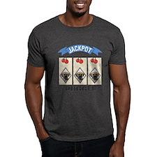 Jackpot Puggle T-Shirt