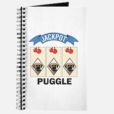 Jackpot Puggle Journal