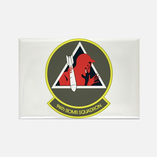 96th Bomb Squadron Rectangle Magnet (10 pack)