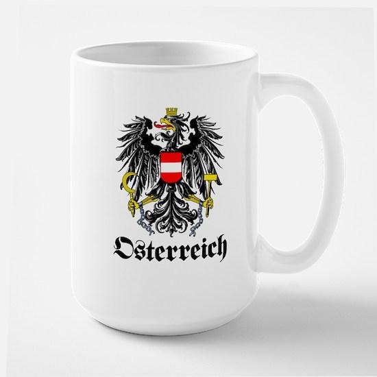 Austria Large Mug