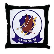 VFA-82 Throw Pillow