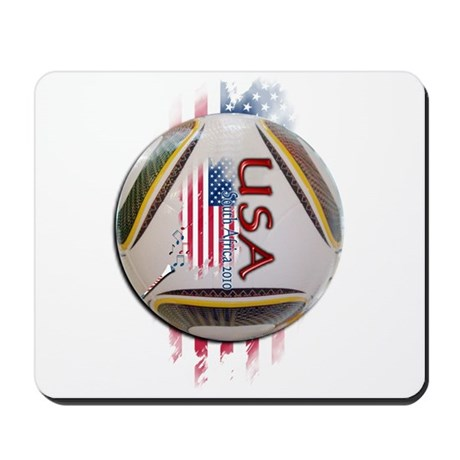 USA South Africa 2010 - Mousepad