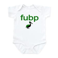 fu bp Infant Bodysuit