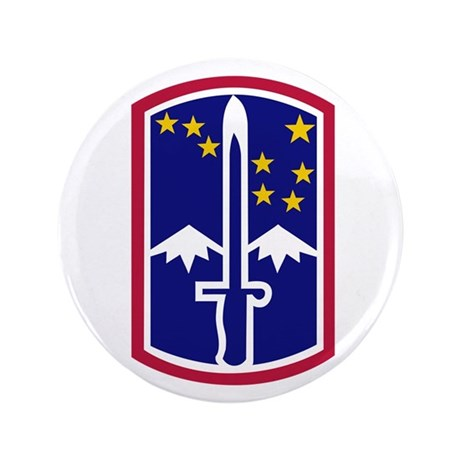 "1714th Infantry Brigade174th 3.5"" Button (100 pack"