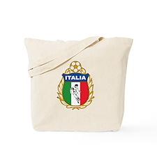 Italian soccer Tote Bag